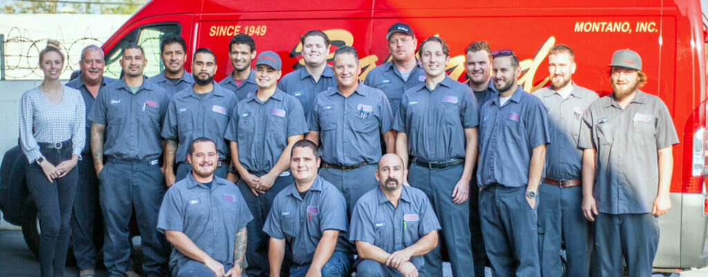 The Ballard team - San Bernardino Plumbers & HVAC experts